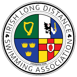 Irish Long Distance Swimming Association Logo